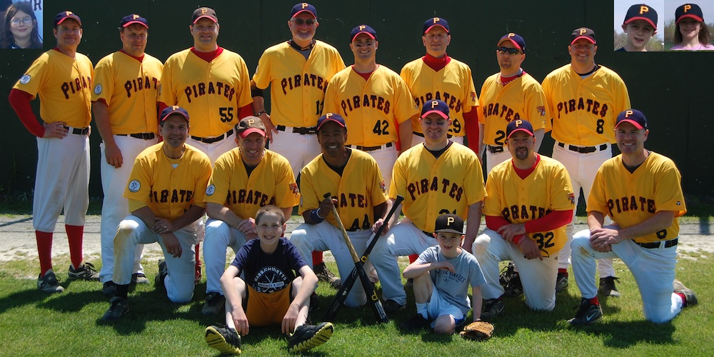 2011 Pirates team picture