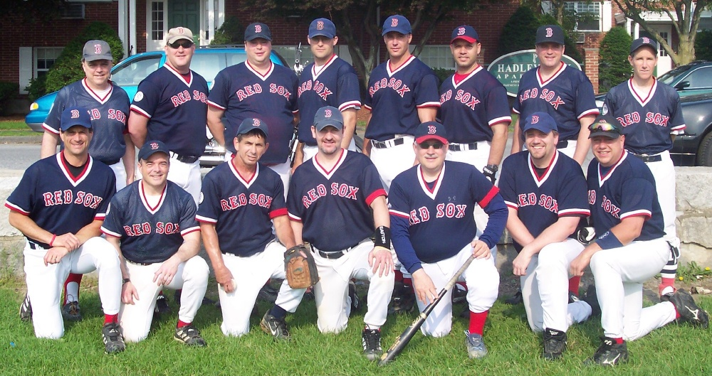 2006 Red Sox team picture