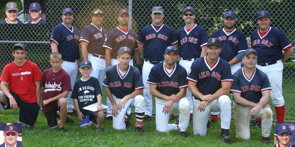 2007 Red Sox team picture