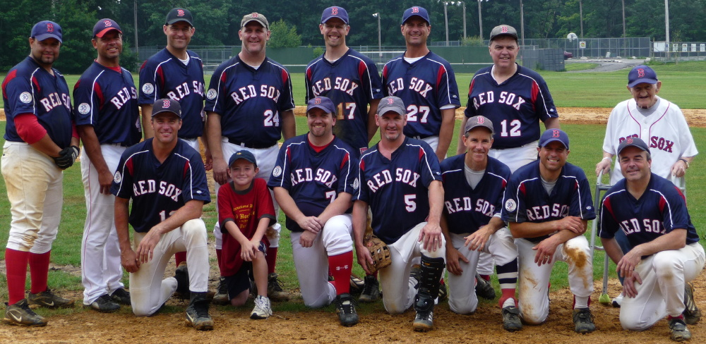 2008 Red Sox team picture