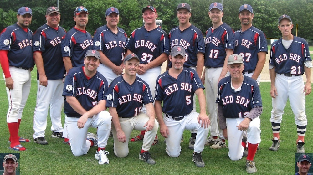 2010 Red Sox team picture