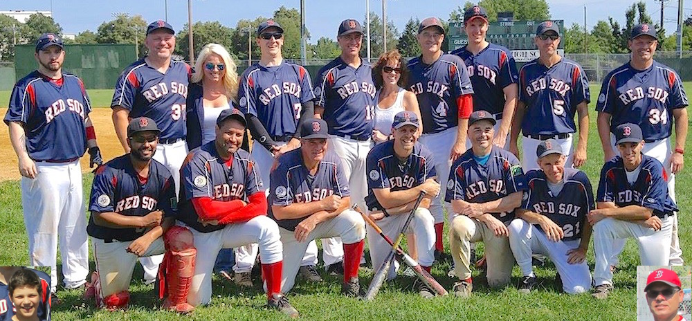2016 Red Sox team picture
