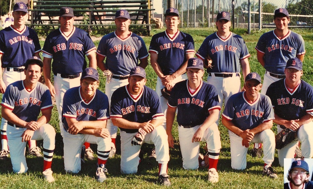 1996 Red Sox team picture