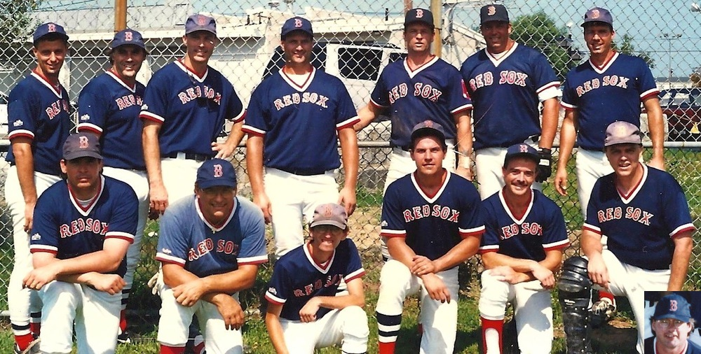 1997 Red Sox team picture