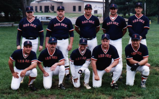 1998 Red Sox team picture
