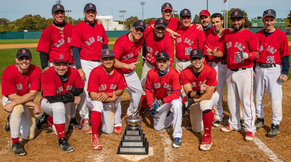 2021 Red Sox team picture