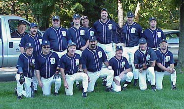 2002 Tigers team picture