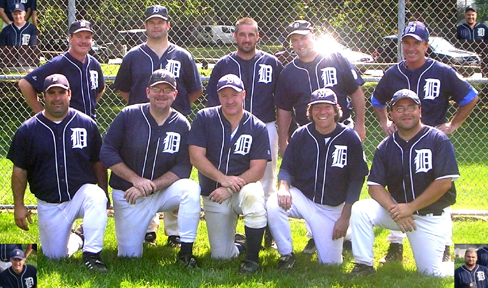 2006 Tigers team picture