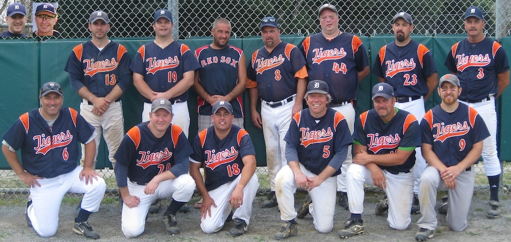 2010 Tigers team picture