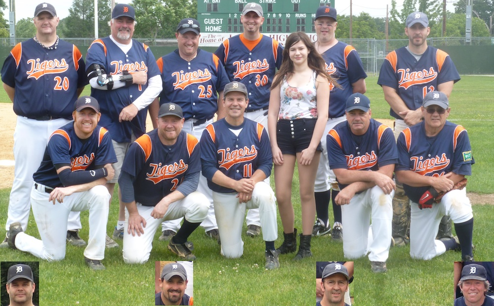 2013 Tigers team picture