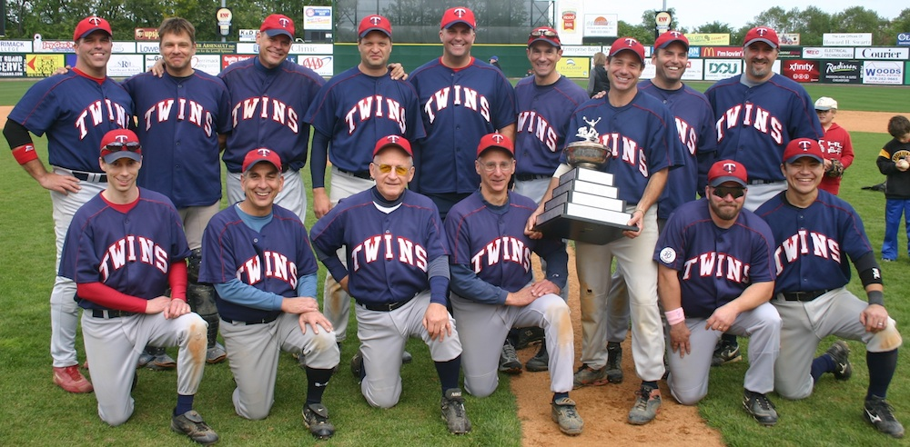 2011 Twins team picture
