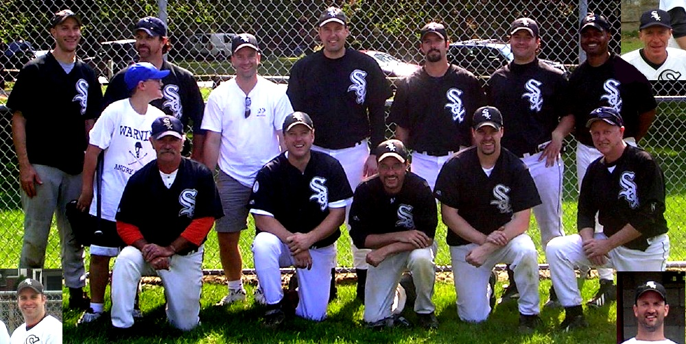 2006 White Sox team picture