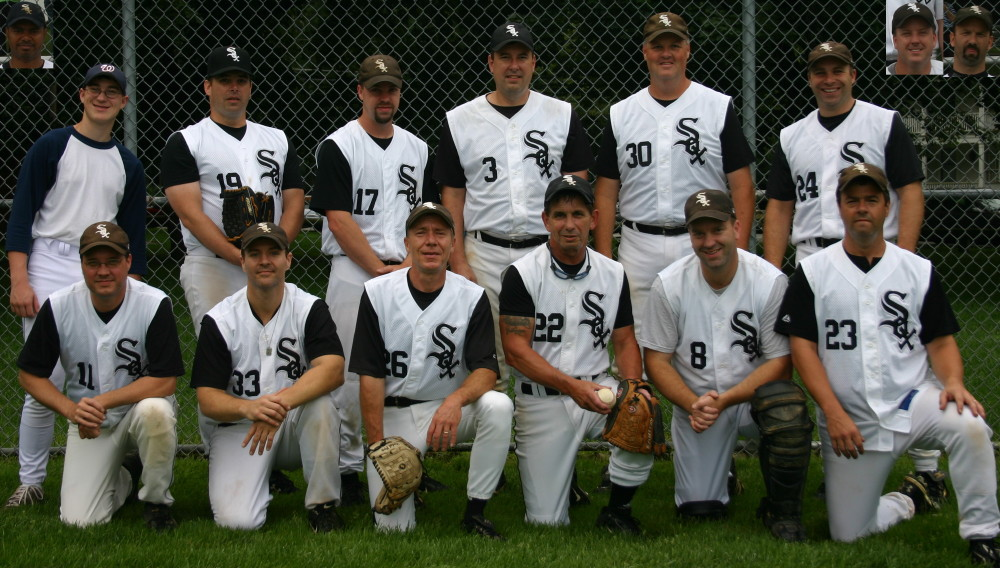 2009 White Sox team picture
