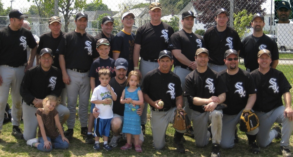 2010 White Sox team picture