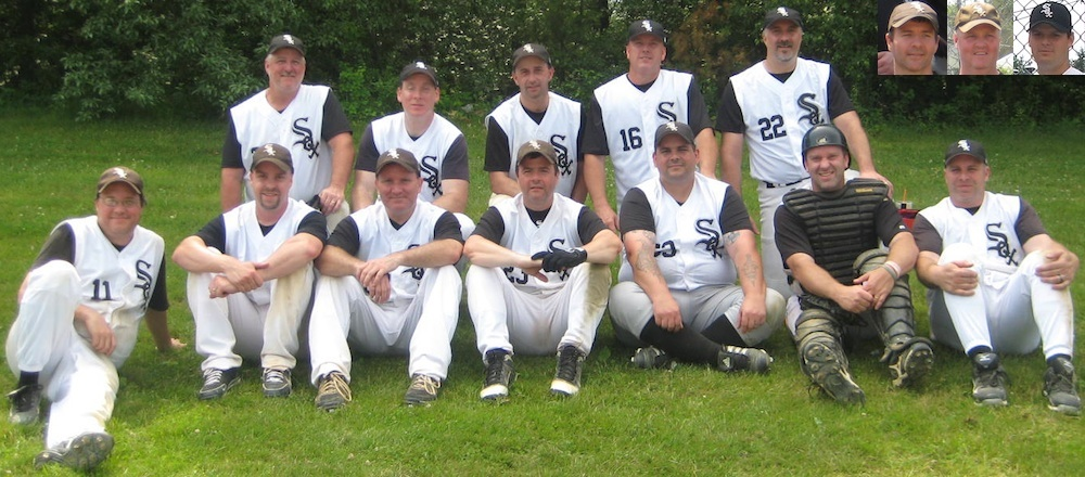 2013 White Sox team picture