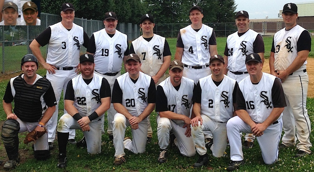 2014 White Sox team picture
