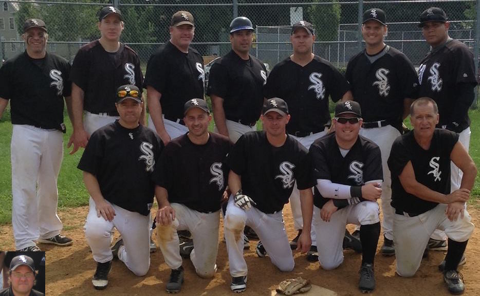 2015 White Sox team picture