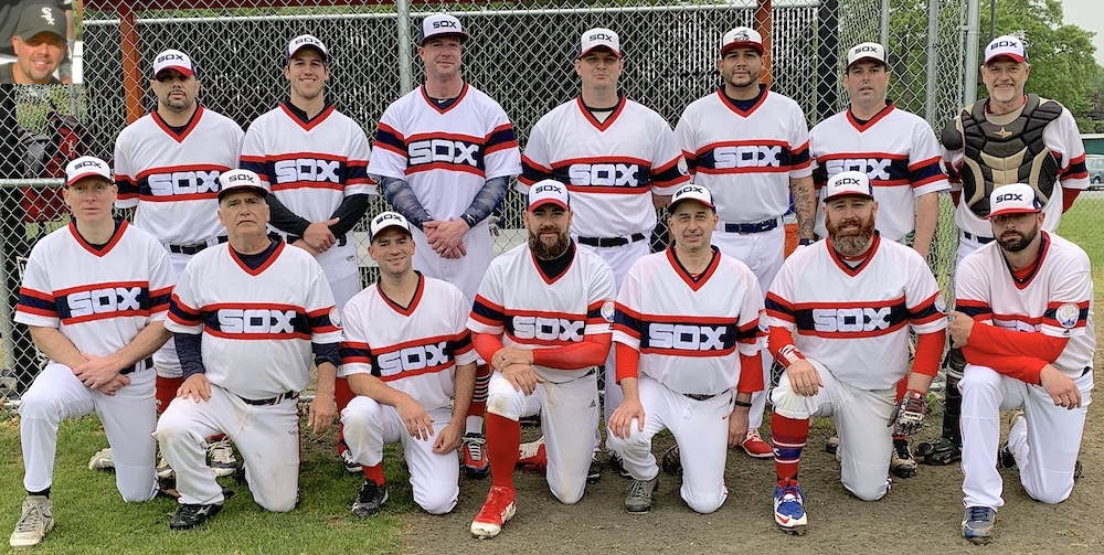 2019 White Sox team picture
