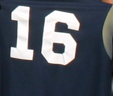 Number 16 retired for all teams
