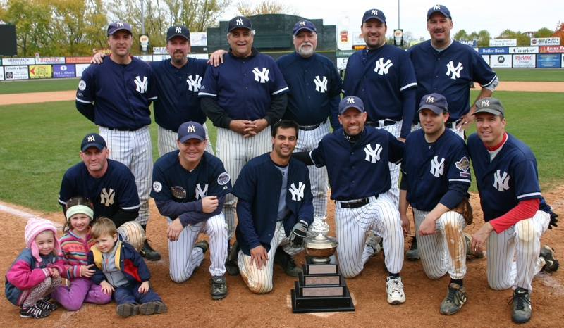 2008 Yankees team picture
