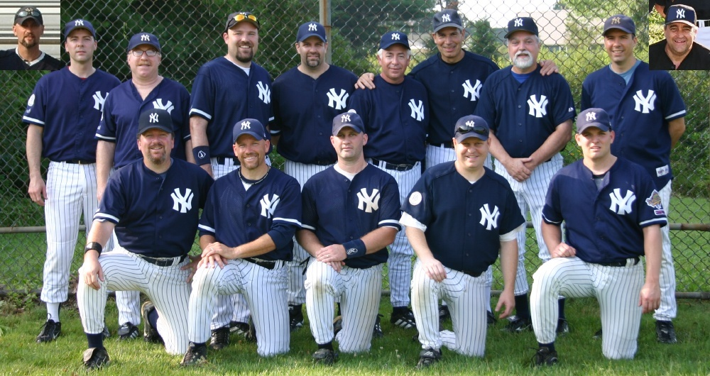 2006 Yankees team picture