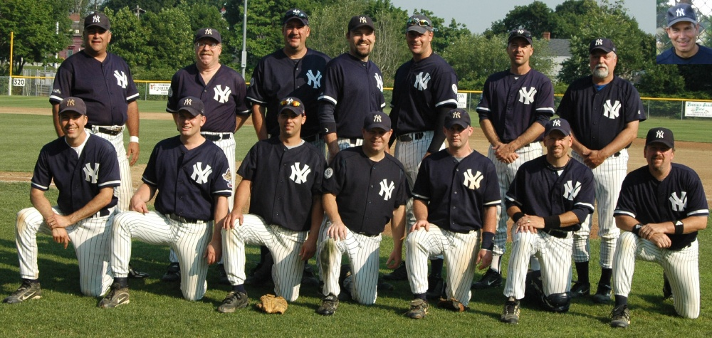 2007 Yankees team picture