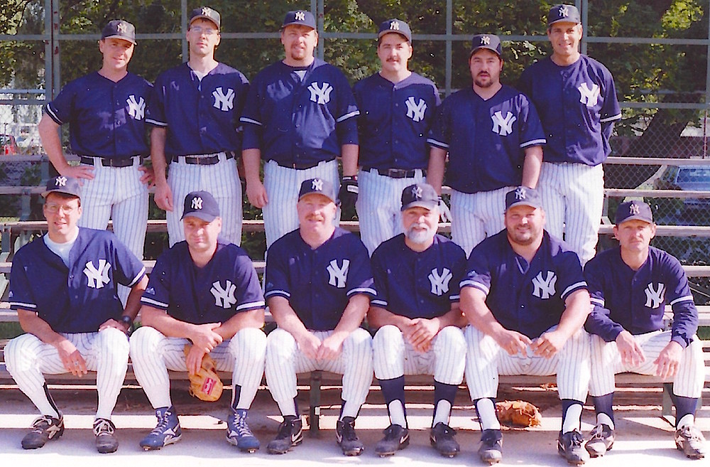 1998 Yankees team picture